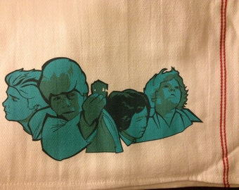 The Goonies decorative hand towel!