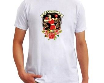 Boxing woman T-Shirt