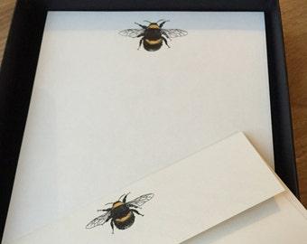 Writing Set and Miniature Writing Paper