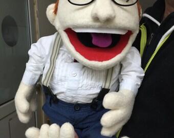Custom portrait professional puppet!