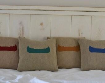 Canoe Cushion Cover