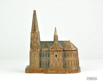 Jewelry Box Cologne Germany Copper Box Keepsake Box