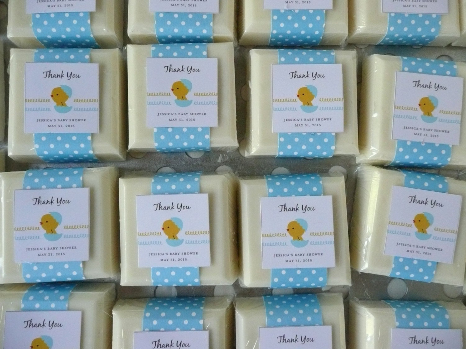 custom soap baby shower favors 16 favors with customs