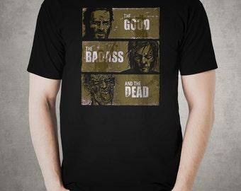 Walking dead shirt | Etsy