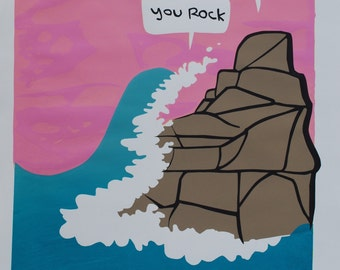 You're Swell, You Rock! poster