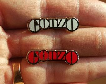 Gonzo pins