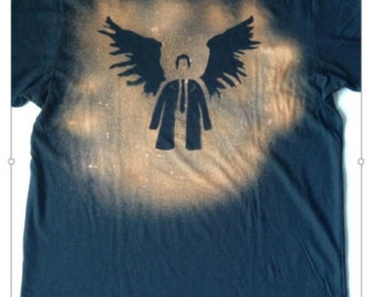 Men's Supernatural, Castiel, T-Shirt