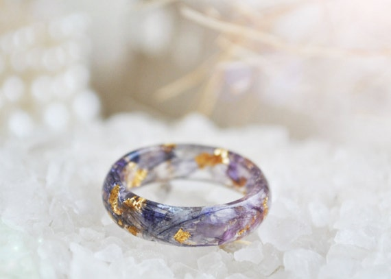 nature wedding rings nature rings resin nature ring nature inspired by vytvir 6099