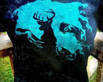 Dementor | Patronus Teal & Black T-shirt