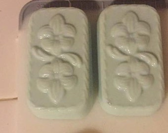 Eucalyptus, Lavender and Rosemary Goatsmilk Soap