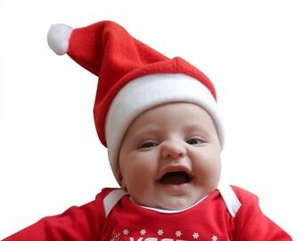 Santa Baby Hat - FOR BABIES