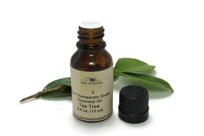 how to use tea tree essential oil for acne