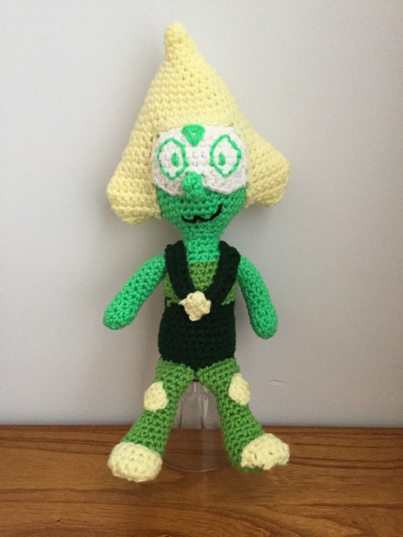 Crochet Amigurumi Steven Universe Inspired by ...