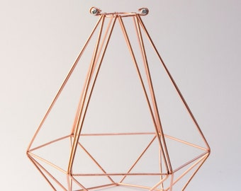 Diamond Cage Lampshade