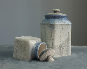 Winter Storage Jar Set
