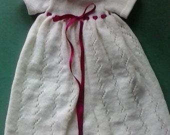 Reborn baby doll dress