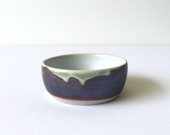 Unique handmade ceramic bowl modern and urban look #EarthandClays
