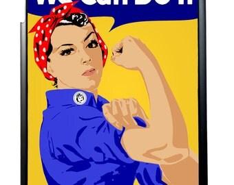 We Can Do It For iPad 2/3/4 iPad Mini 1/2 and iPad Air Valentine's Day