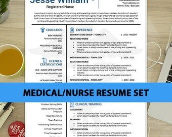 Nurse resume template medical resume template nursing cv nursing resume template medical resume template rn resume modern nursing school cv yelopaper Images