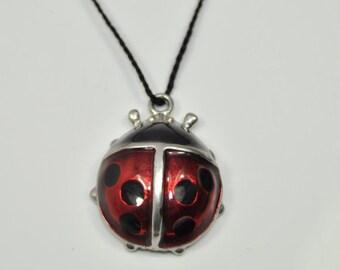 Ladybug Pendant /491