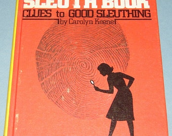Nancy Drew Sleuth Book 1979 Edition
