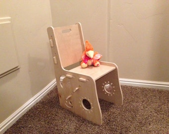 Personalized Child's Chair