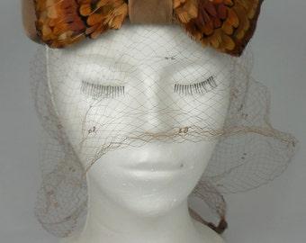 SALE! Gorgeous Vintage Womens Hat