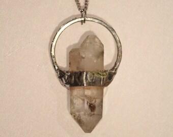 Norwegian Rock Crystal Necklace