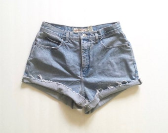 High waisted shorts /  size 12 / free shipping