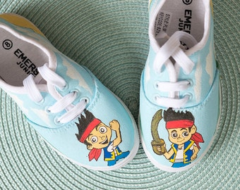Jake the Pirate Shoes