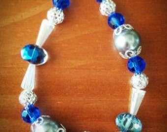 Pretty in Blue Bracelet