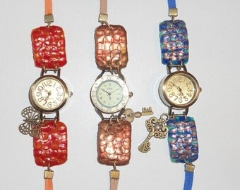 Dragon scale watches