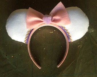 Daisy Duck Minnie Mouse Ears