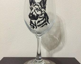 Shepard Wine Glass