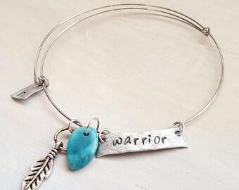 Warrior Adjustable Bangle