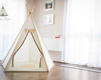 tipi etsy. Black Bedroom Furniture Sets. Home Design Ideas