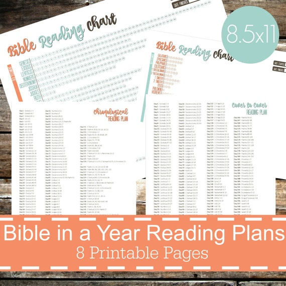 Issue 293 – New Year's Bible Reading Schedule   The ...