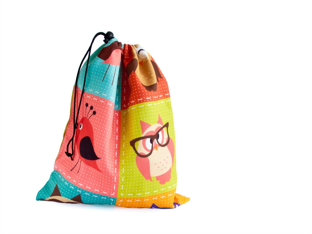 Library Bag, Kids Book Bag. Shoe Bag For A Rock Climbing ...