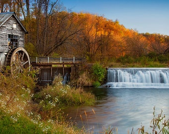 Fall Into Hydes Mill