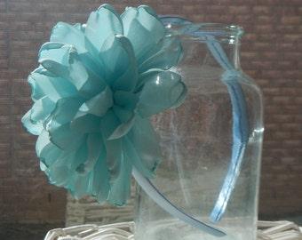 Chiffon Flower Headband, Flower Headband, Girls headband, Baby Headband, Hair Accessories
