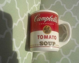 Campbell's Tomato Soup Mug