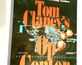 Tom Clancy - Op Center - 1995 - Audio book - 2 Cassettes - Thriller