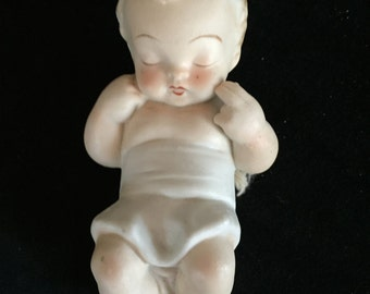Porcelain Baby Jesus