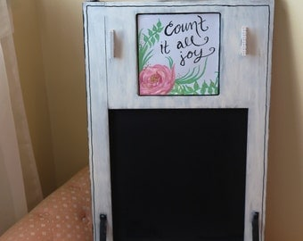 Count It All Joy Memo Board/Wall Hanging
