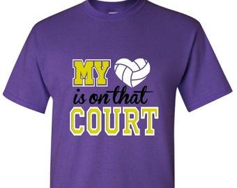 Volleyball Mom Shirt,Team Spirit Shirt,School Spirit Shirt