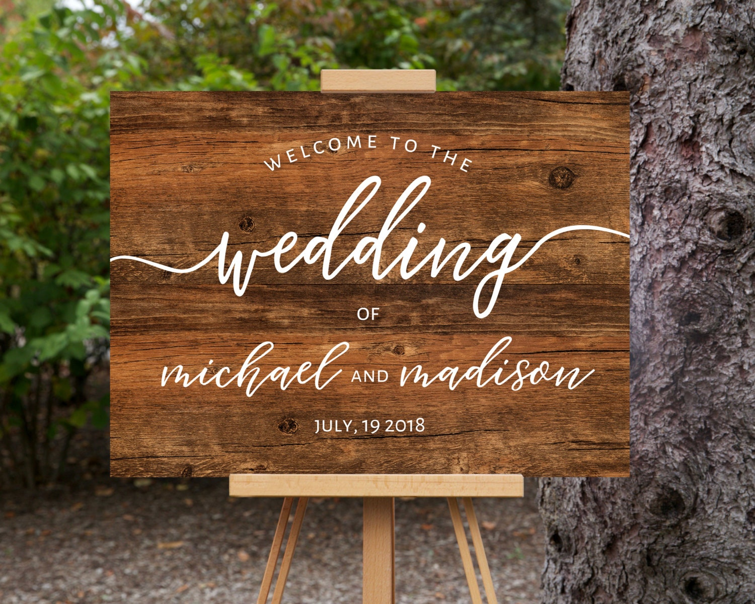 Welcome Wedding Sign Printable Welcome Sign Wedding Signs