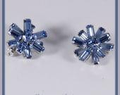 Vintage Rhinestone Starburst Scatter Pins,Vintage Rhinestone Scatter Pins,Vintage Rhinestone Brooch,Vintage Rhinestone Pin,Vintage Jewelry