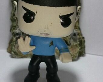 Star Trek- Spock Custom Pop