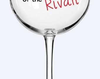 Real Housewives of the Rivah, Real Housewives of Richmond, Real Housewives Wine Glass