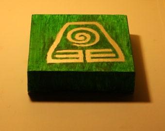 Avatar: Last Airbender Earth Kingdom Canvas Art